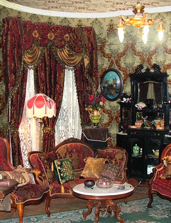 Aesthetic Interiors Historic Wallpapers Victorian Arts