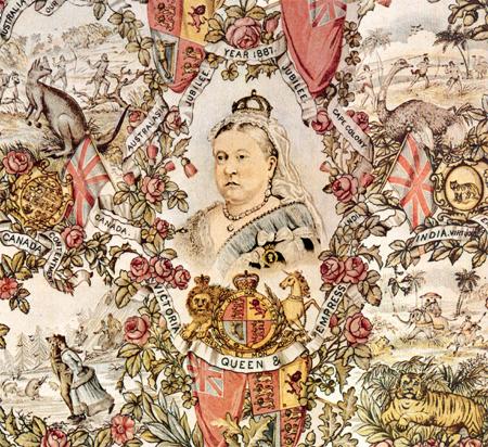 Queen Victoria Golden Jubilee Commemorative