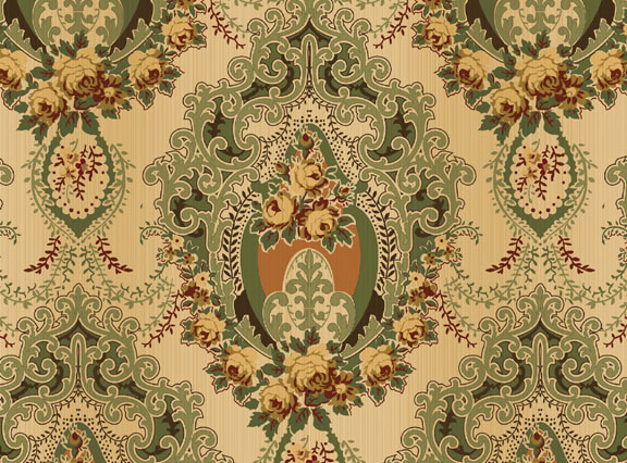 victorian style wallpaper for walls - photo #16