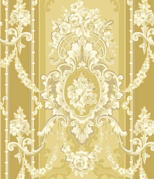 Empire Swag Historic Wallpapers Victorian Arts
